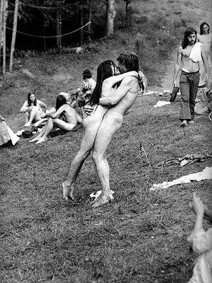 Vintage hairy hippie girls where logic?