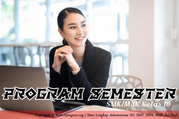 Promes Bahasa Inggris Smk Kelas X Semester 1 Dan 2 Revisi Tahun 2020 Update