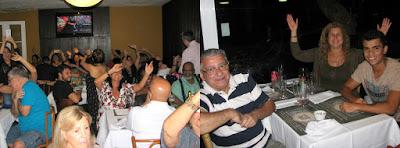 La Mole superlota com show em noite de vitoria 19