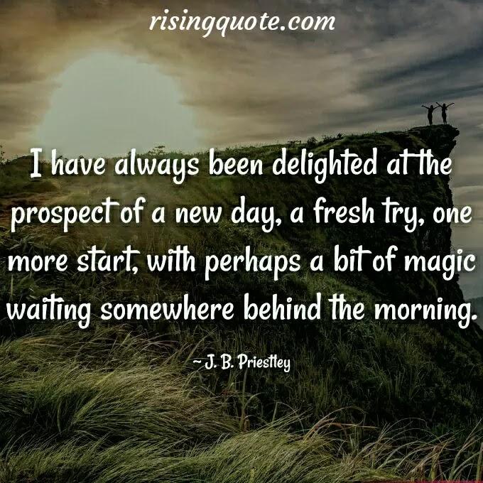 Top 10 Inspirational Good morning quotes   28 May 2021