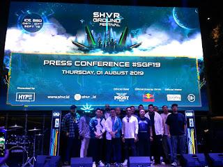 Sensasi Jelajah Luar Angkasa di SGF 2019