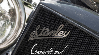 1916 Stanley 726 Grill Badge