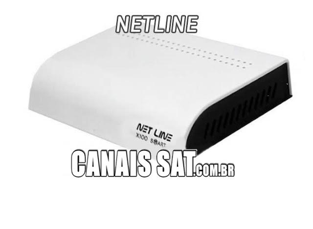 Netline X100 Smart Nova Atualização V0030 - 06/04/2020
