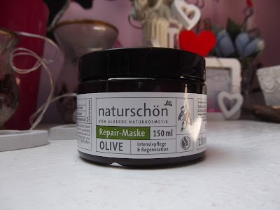 Maska pre regeneráciu vlasov Naturschön