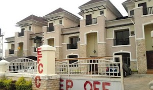 Obanikoro wife's massive mansion Seized by EFCC in Abuja unviels - photos