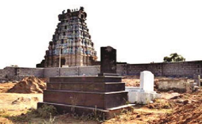 తమిళనాడు: మణిమూర్తీశ్వరం ఉచిష్ట గణపతి ఆలయానికి సమీపంలో ఉన్న క్రైస్తవ శ్మశానవాటికలో అంత్యక్రియలు నిషేదం -  Tamil Nadu: Officials stop funerals at Christian cemetery near Manimoortheeswaram Uchishta Ganapathy temple