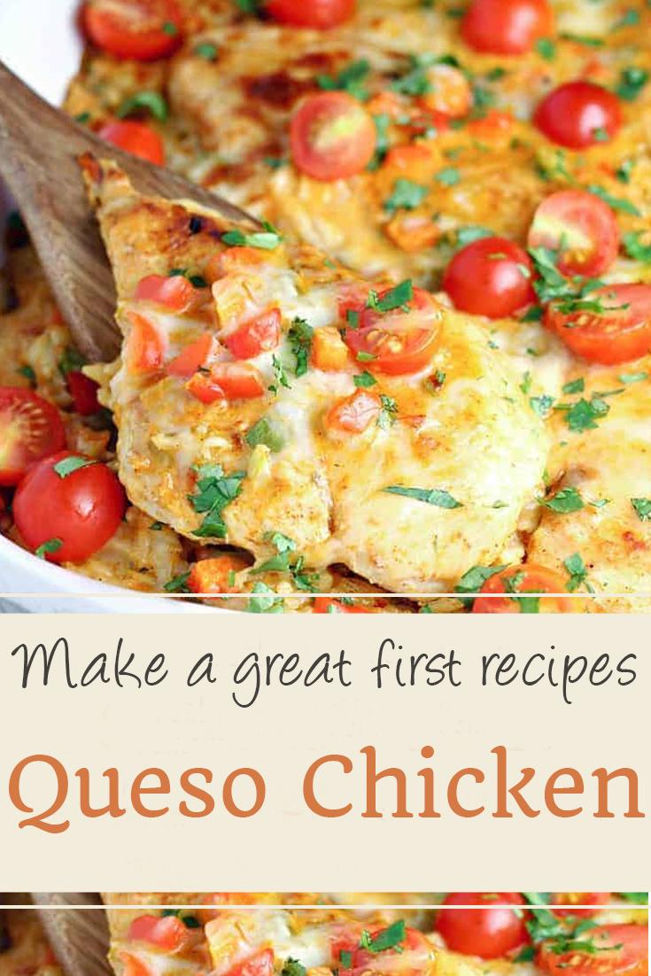 Queso Chicken | chicken recipes, crock pot recipes, chicken breast recipes, easy chicken recipes, soup recipes, chili recipe, chicken casserole, slow cooker recipes, chicken salad recipe, meatloaf recipe, chicken thigh recipes, chicken casserole recipes, chicken curry recipe, chicken soup recipe, chicken dishes, baked chicken recipes, baked chicken, healthy chicken recipes, lasagna recipe, chicken recipes for dinner, rice recipes, butter chicken recipe, casserole recipes, chicken parmesan recipe. #queso #chicken