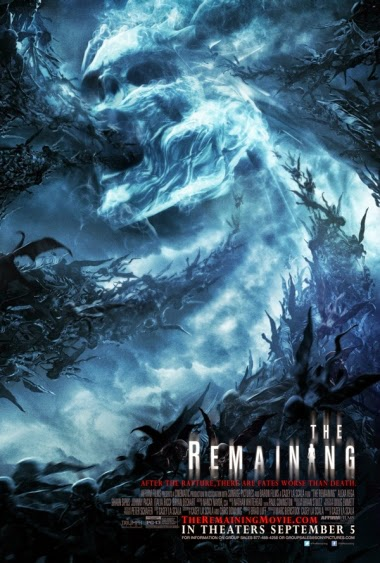 "An interview with Chris Dowling, writer of ""The Remaining."""