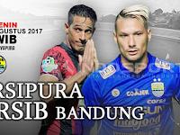 Prediksi Persipura vs Persib Liga 1 Putaran 2