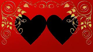 Moldura Dia dos Namorado_2 fotos_101 png