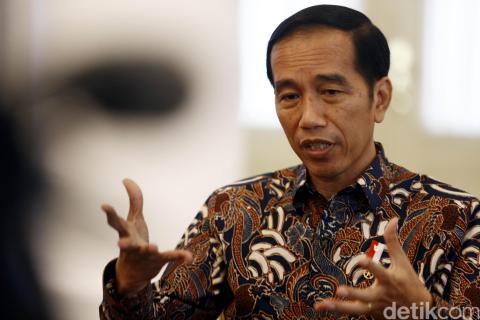 Sejak Dilahirkan Sampai Sekarang, Ternyata Ada Tiga Nama yang Melekat untuk Jokowi?