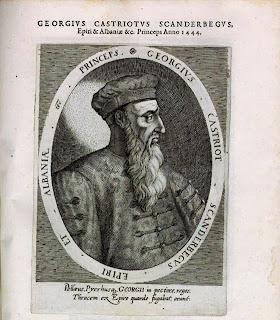Αποτέλεσμα εικόνας για Γεώργιος Καστριώτης Σκεντέρμπεης