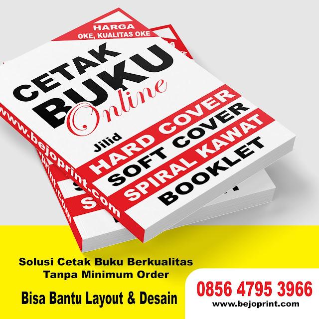 Cetak Booklet, Cetak Spriral