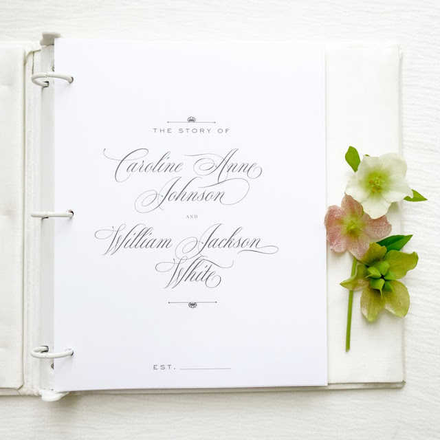 Wedding Wednesday: Guest Book