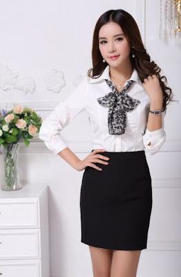 Model Baju Blus Wanita Trendy