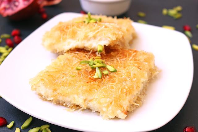 Vegan Kunafa Recipe