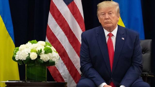 """Congreso de EEUU reúne """"pruebas abrumadoras"""" contra Trump"""