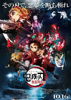 Descargar Pelicula Kimetsu no Yaiba Movie: Mugen Ressha-hen HD Sub Español Por Mega - Mediafire.