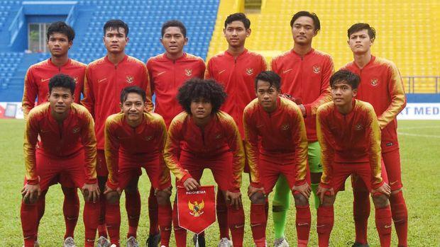 Jadwal Pertandingan Antara Timnas Indonesia Melawan Myanmar 2019