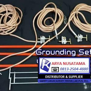 FORZA FGS-150 150kV Grounding Set Berkualitas