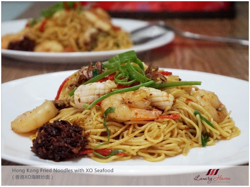 hong kong fried noodles xo seafood recipes