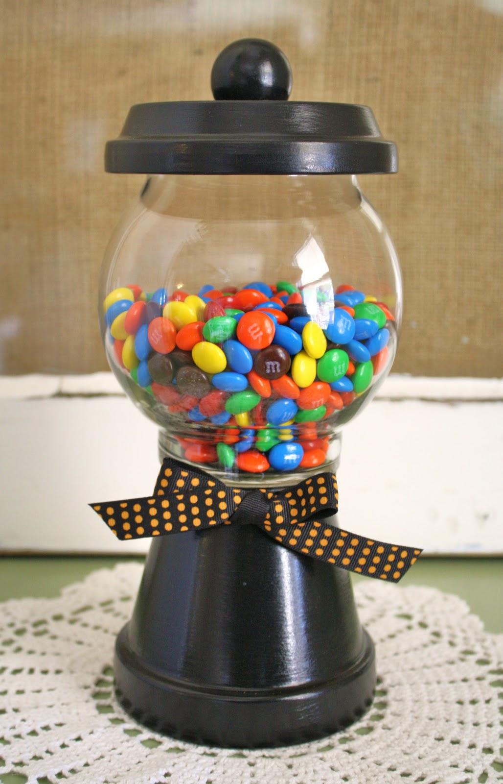 Gumball Machine Candy Holder