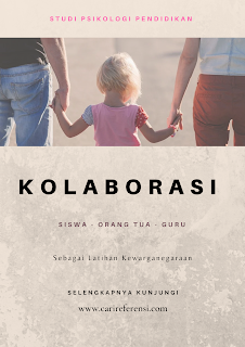 Mewujudkan Sekolah: Kolaborasi Siswa-Orang Tua-Guru Sebagai Latihan Kewarganegaraan