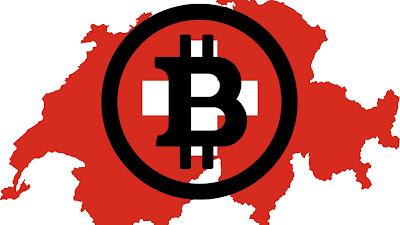 El bitcoin ingresa a un banco suizo