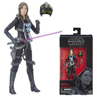 Star Wars Black Series Jaina Solo up fro preorder at Entertainment Earth