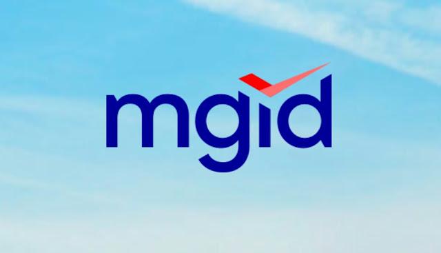 Cara Pasang Banner Iklan MGID Di Blogger Valid AMP Template