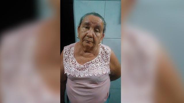 Idosa de 71 anos é presa em Guaraciaba do Norte por furto de celulares
