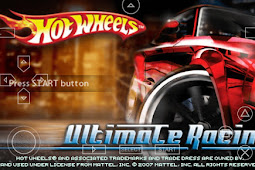 Hot Wheels Ultimate Racing + Save Game Complete PPSSPP