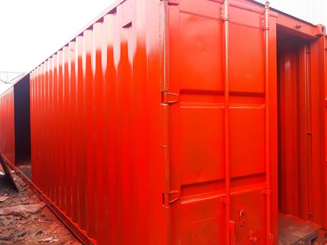 Cho Thuê Container Tại Đại Phước
