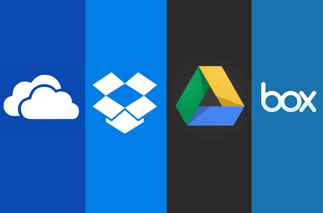 5 Layanan Cloud Storage Gratis Terbaik 2019