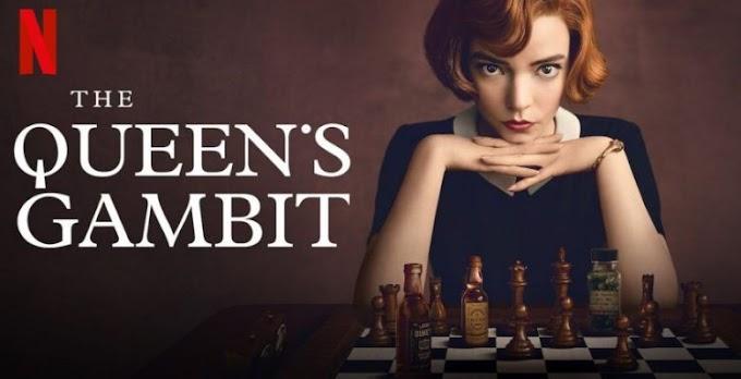 The Queen's Gambit Season 01 (2020) 480p 720p WebRip Dual Audio (Hindi+English) | Netflix Series