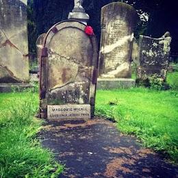 مارجوري مكال Margorie McCall والعودة للحياة بعد الدفن