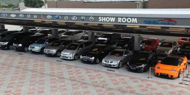 Tips Sukses Membuka Usaha Showroom Mobil