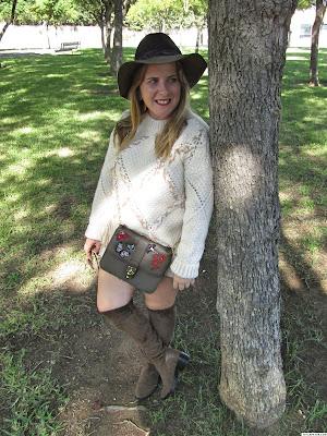 Botas y Sombreros para mujer