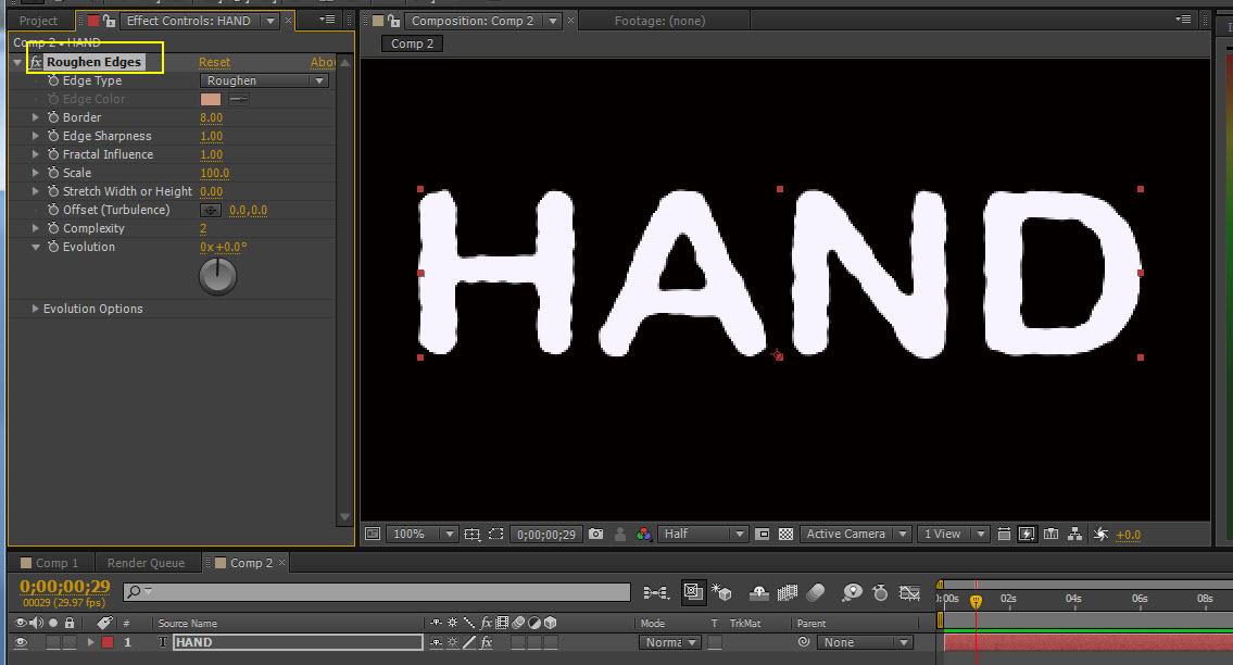 Hand line 14