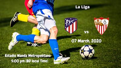 Atletico Madrid vs Sevilla | LaLiga Match