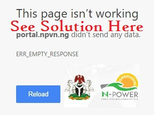 www.portal.npvn.ng | Apply 2017 Npower Registration (Application)