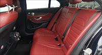 Mercedes C250 AMG 2015 đã qua sử dụng nội thất Đỏ