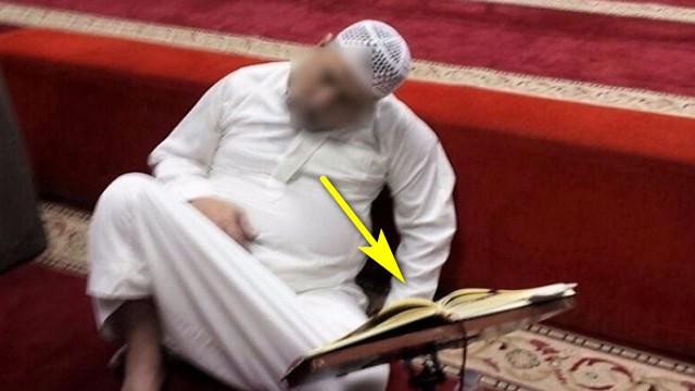 Muadzin Ini Wafat Saat Sedang Baca Al-Quran dan Menunggu Waktu Adzan Subuh