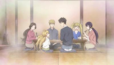 Nonton Anime Online Amaama to Inazuma