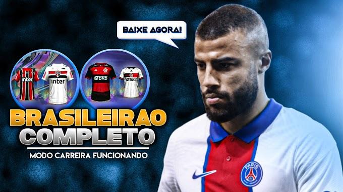 FIFA 14 MOD FIFA 21 APK + OBB + DATA BRASILEIRÃO (BY: CH PRODUÇÕES)