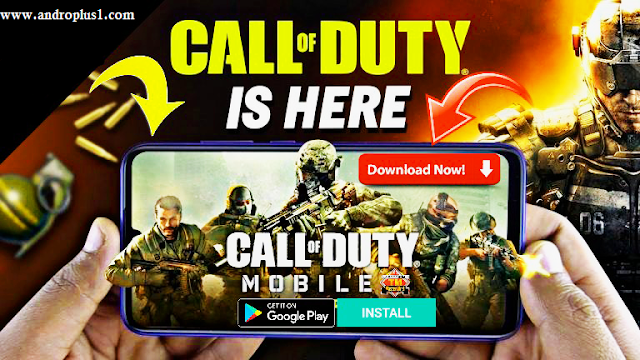 تنزيل call of duty: mobile مجانًا