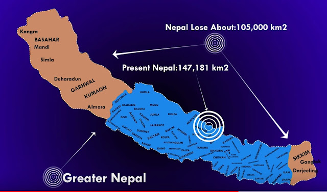 greater nepal image with borders