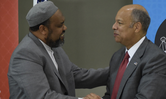 Imam with ties to terrorist group to speak on State Dep't religious panel