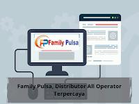 Family Pulsa, Distributor All Operator Terpercaya