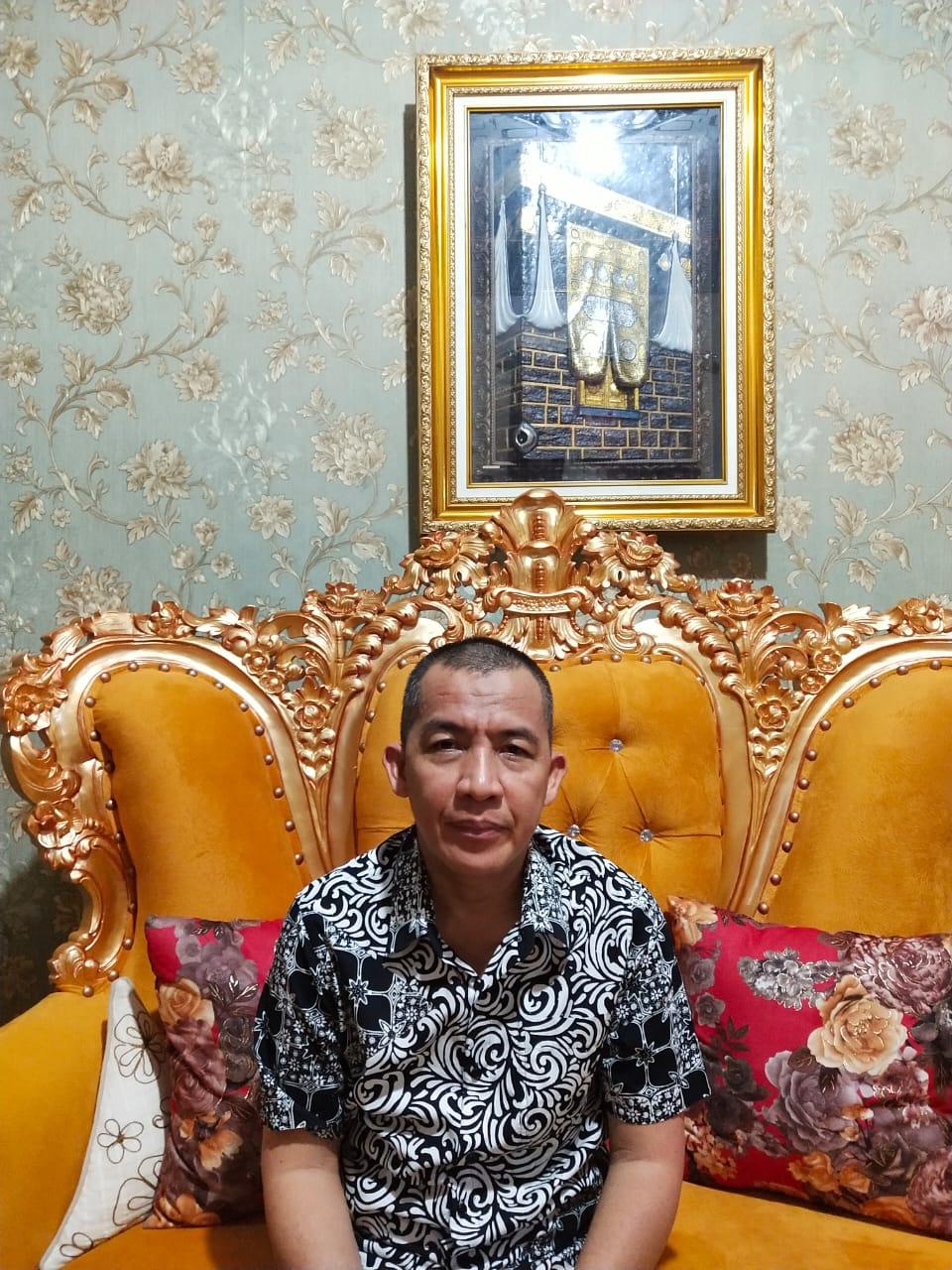 KEPALA DINAS KESEHATAN, Hi.Fatoni,S.K)ep.,M.M. telah dikonfirmasi dari Dinas Kesehatan Provinsi Lampung